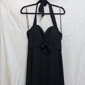 Bar III Halter Maxi Dress